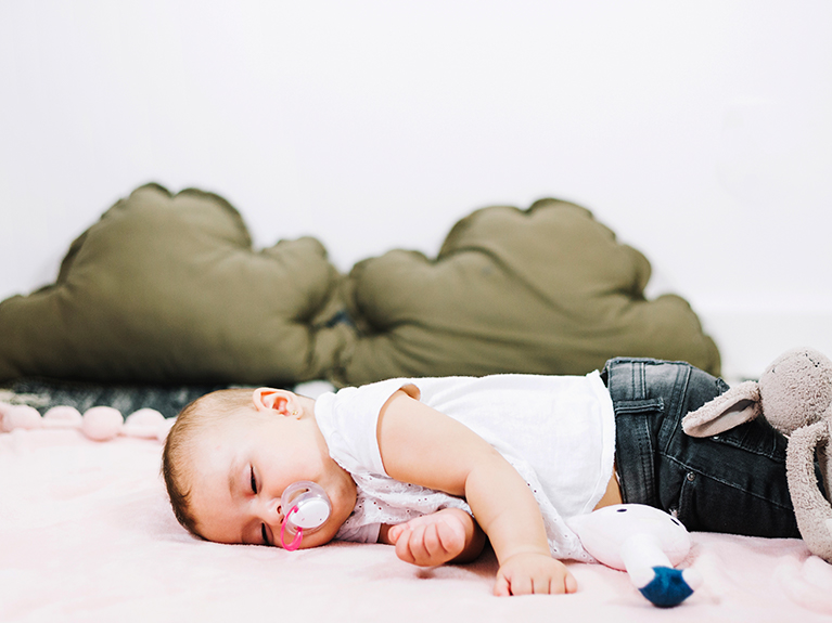 Quando tirar a Chupeta de Bebê?