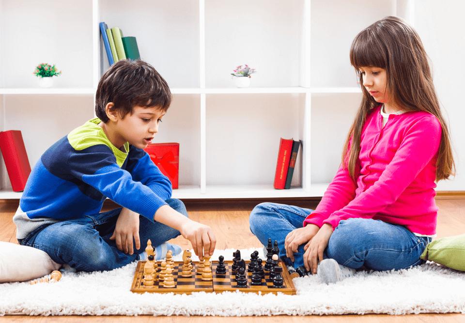 Jogos infantis para jogar em casa