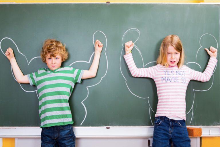 Auto Estima infantil: como trabalhar?