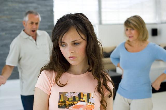 Adolescentes e mau comportamento